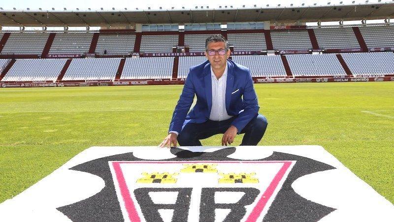 Director deportivo del Albacete: