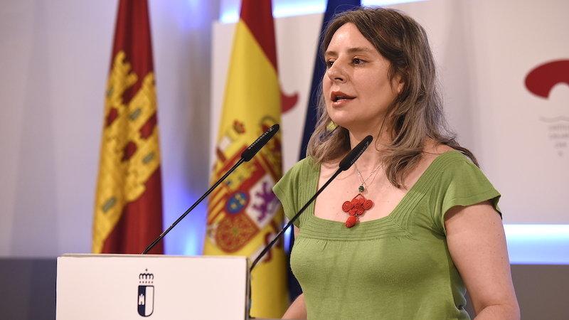 7f5a38dd1 La directora del Instituto de la Mujer de Castilla-La Mancha, Araceli  Martínez,