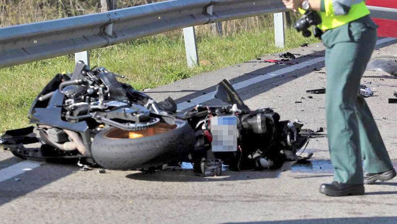 Un motorista, única víctima mortal en las carreteras de CLM este fin de semana