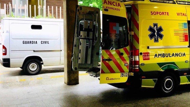 Muere una mujer de 59 años tras caer accidentalmente de un piso a la vía pública