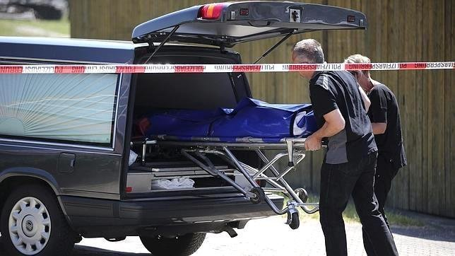 Asesinado a puñaladas un joven en una zona boscosa cercana a una urbanización
