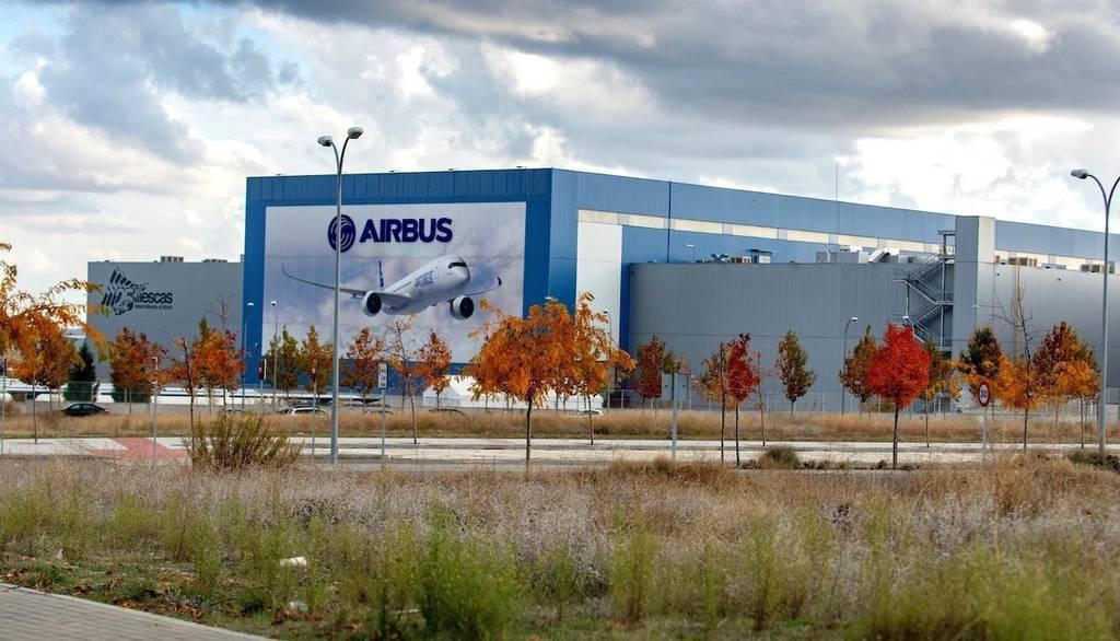 Los sindicatos piden un plan industrial para reactivar las plantas de Airbus