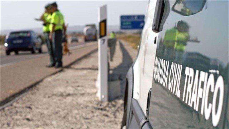 Dos muertos en las carreteras de Castilla-La Mancha durante el fin de semana