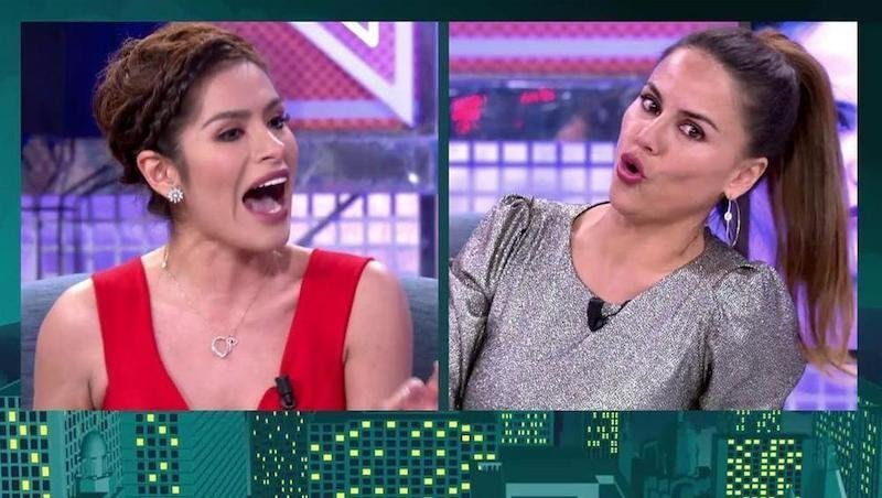 Mónica Hoyos Y Miriam Saavedra Un Cara A Cara Lleno De Insultos