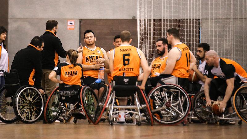 Suspendida la Liga Nacional de Baloncesto en Silla de Ruedas por el COVID-19
