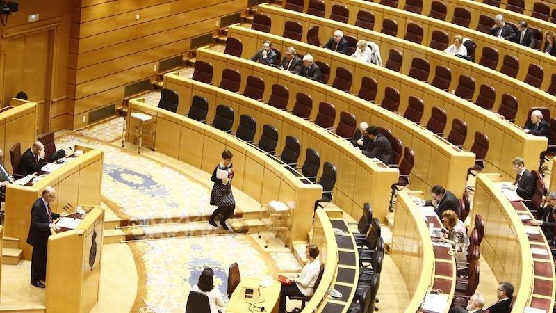 El Senado, la Cámara donde el diario de sesiones no se toca respecto a lo dicho
