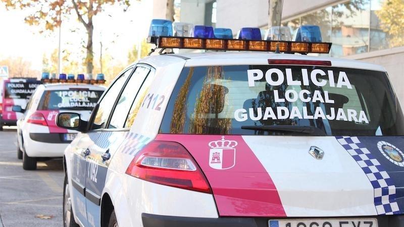 La Policía Local de Guadalajara interpone hasta 109 denuncias el fin de semana