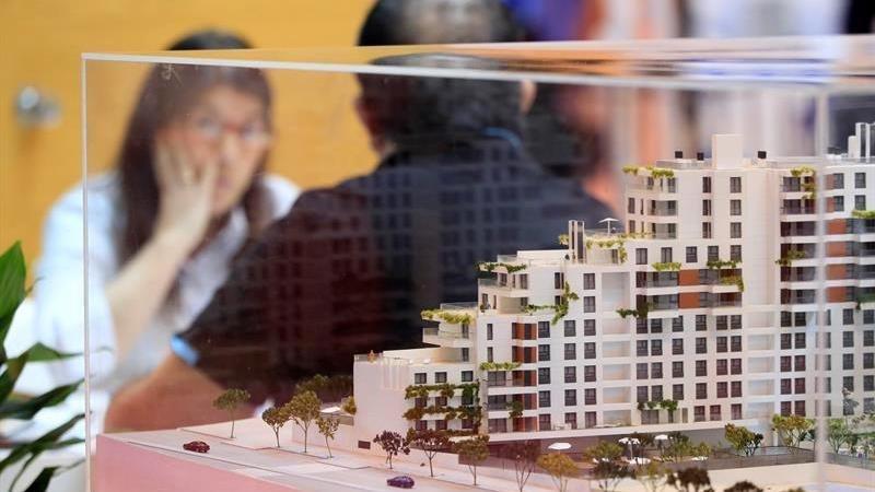 La firma de hipotecas para vivienda en Castilla-La Mancha sube el 43% en agosto