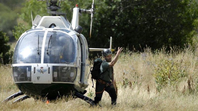 Fallece una persona tras sufrir una caída cuando practicaba senderismo en la montaña