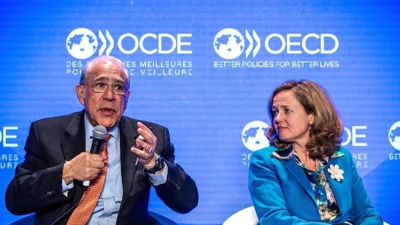 La OCDE mejora siete décimas, hasta el 5,7%, la previsión de crecimiento de España en 2021