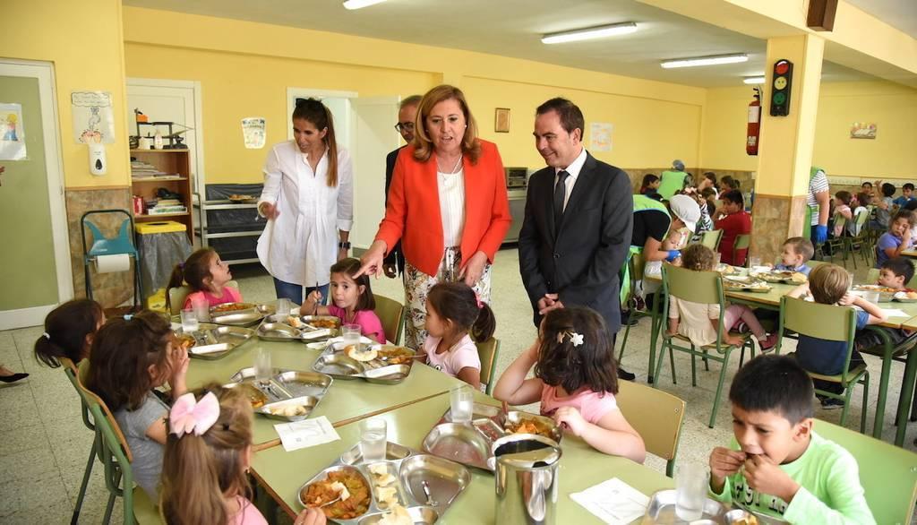 Más de 6.600 alumnos de CLM se beneficiarán de comedores escolares en este verano