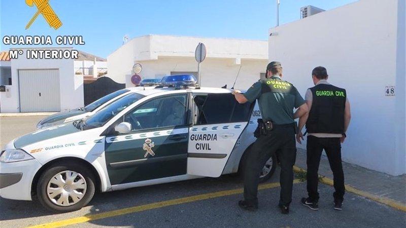 Detenido tras asaltar una casa y encañonar a una vecina delante de sus hijos menores