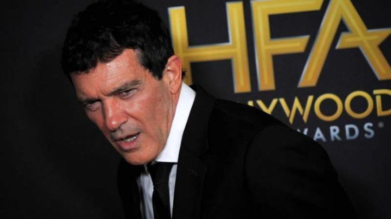 Antonio Banderas gana el premio al mejor actor en los Hollywood Film Awards