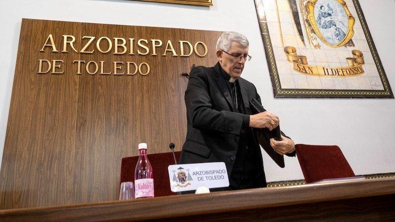 Braulio Rodríguez se despide de Toledo