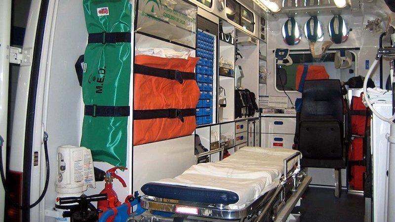 Un fallecido tras volcar la máquina segadora con la que trabajaba y quedar atrapado