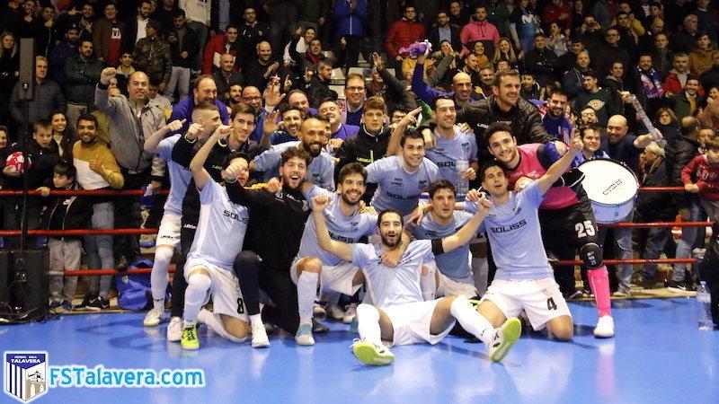 El FS Talavera renuncia a participar en el 'play-off' de ascenso a Primera