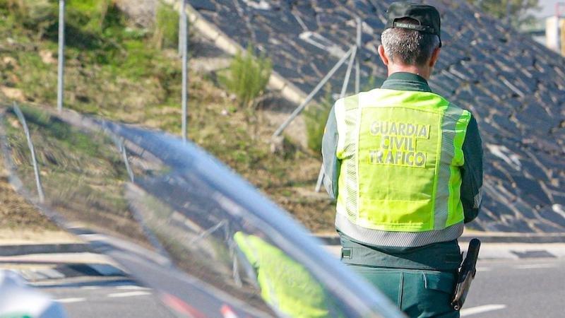 Un conductor, 'pillado' a 182 km/h tras grabarse y compartir el vídeo en redes