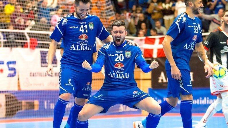 El Viña Albali Valdepeñas disputará play-off por el título del 23 al 30 junio