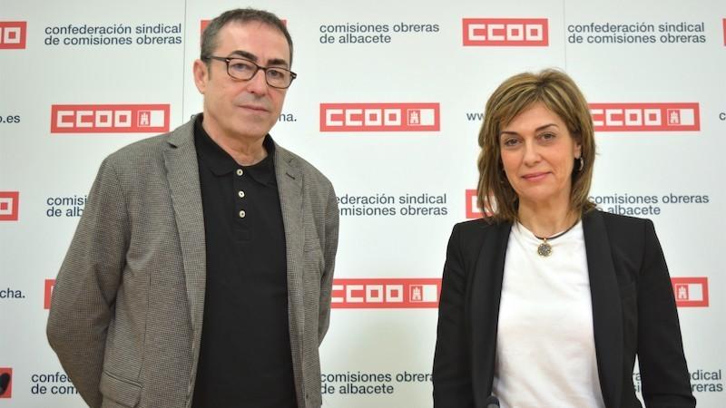 CCOO: Un 55% de empresas de Albacete no garantizan la prevención en el retorno al trabajo