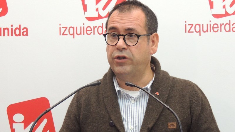 IU pide explicaciones a la Junta sobre los datos de fallecidos durante la crisis