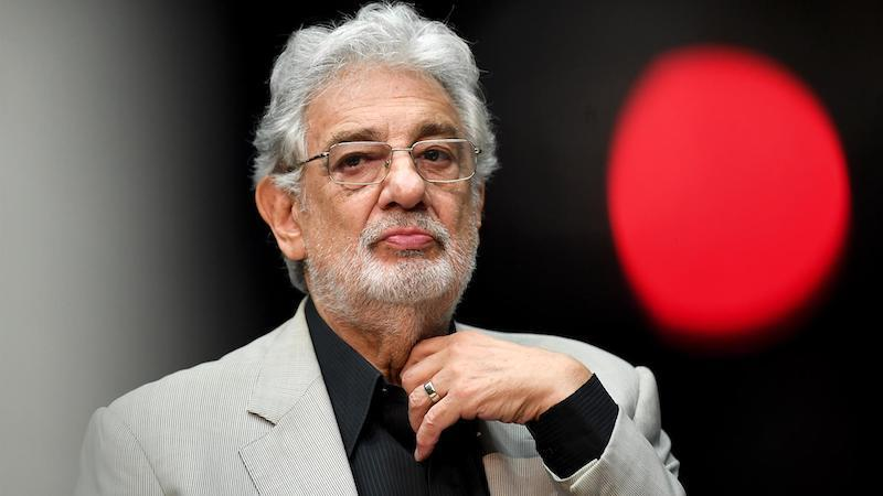 Placido Domingo: