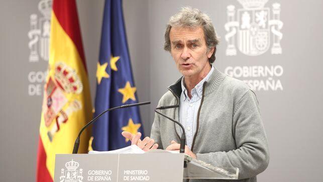 Fernando Simón da positivo en coronavirus y está a la espera de confirmar el diagnóstico