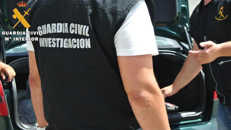 Ocho detenidos de una red internacional que perpetraba estafas financieras