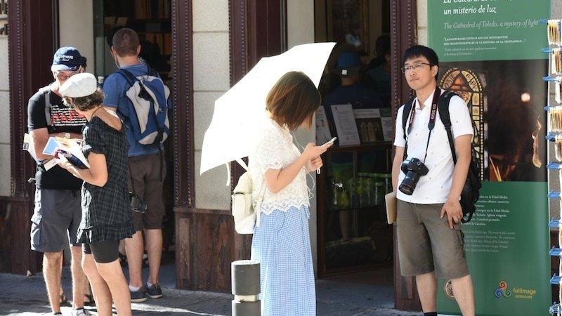 Más de 7 millones de turistas extranjeros y 7.000 millones perdidos en el mes de abril