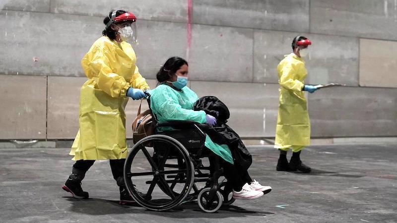El coronavirus deja ya más de 34.000 muertos y 720.000 contagiados en todo el mundo