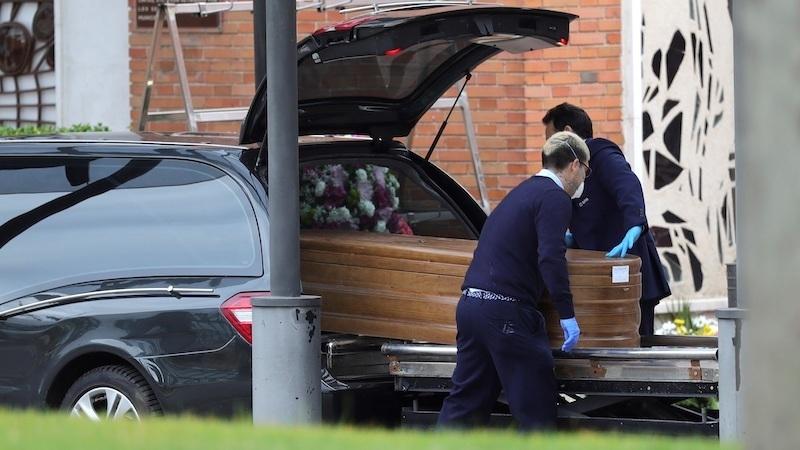 Encuentran viva a una mujer que había desparecido una semana después de 'su funeral'