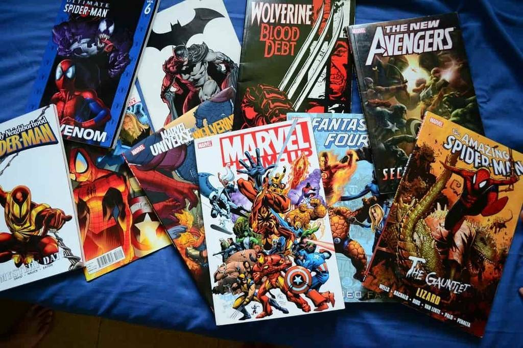 Disfruta de la lectura durante la cuarentena con estos cómics