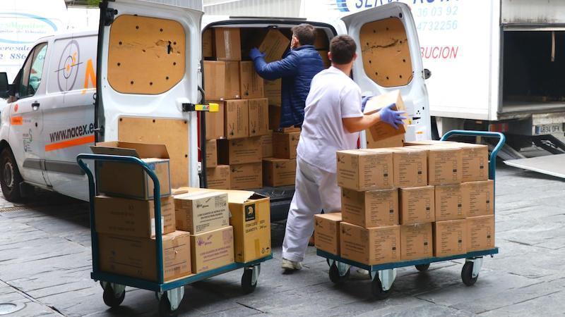 Juzgados dan 24 horas para dar material a sanitarios de Albacete, Cuenca y Guadalajara