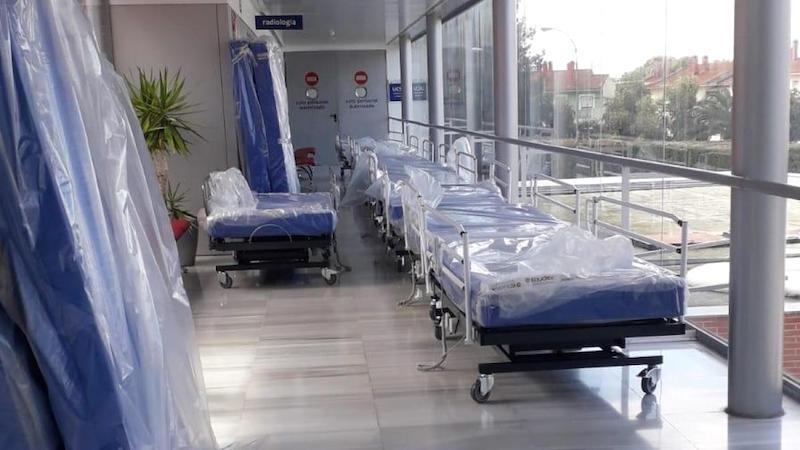 El Área Sanitaria de Hellín reorganiza sus espacios para dar asistencia por el COVID-19