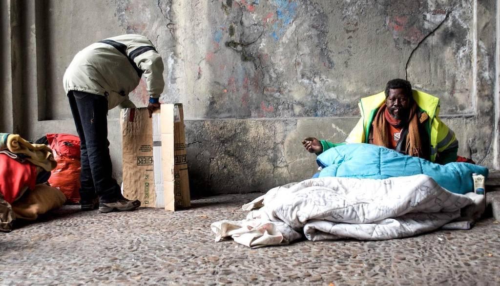 CLM gestiona 356 plazas para proteger a las personas sin hogar durante el confinamiento