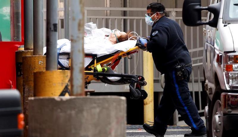 Más de 785.000 contagiados y 37.820 muertos por COVID-19 con EEUU fijando nuevo récord