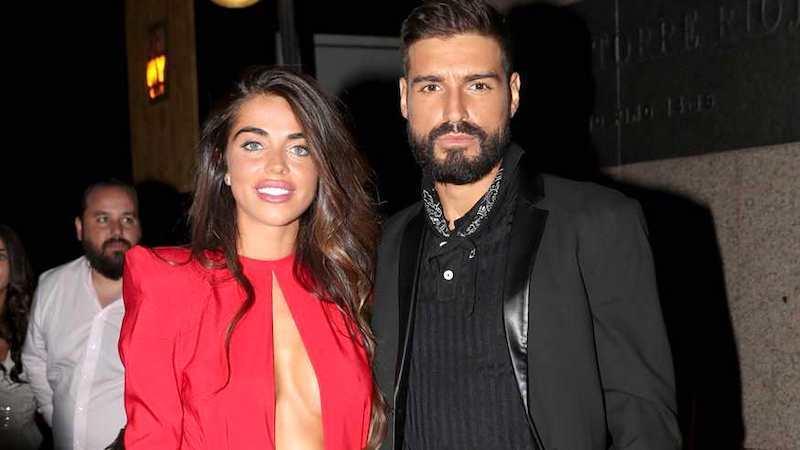 Compuesta y sin novio: Fabio Colloricchio se marca un Gianmarco y deja a Violeta Mangriñan