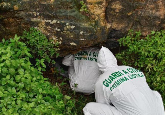 Encuentran el cadáver de una mujer desaparecida durante el confinamiento en una cueva