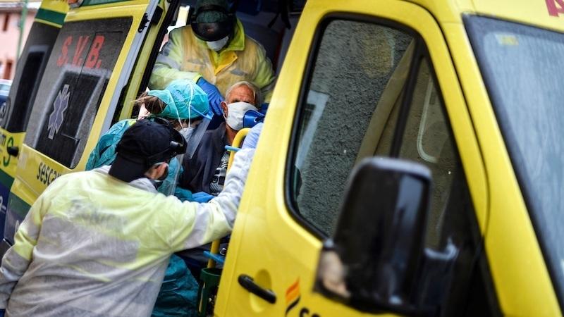 Castilla-La Mancha suma 989 muertos por coronavirus y se acerca a los 10.000 contagiados
