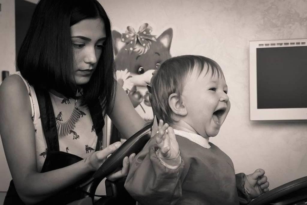 Indicaciones para cortar el pelo a los peques en cuarentena