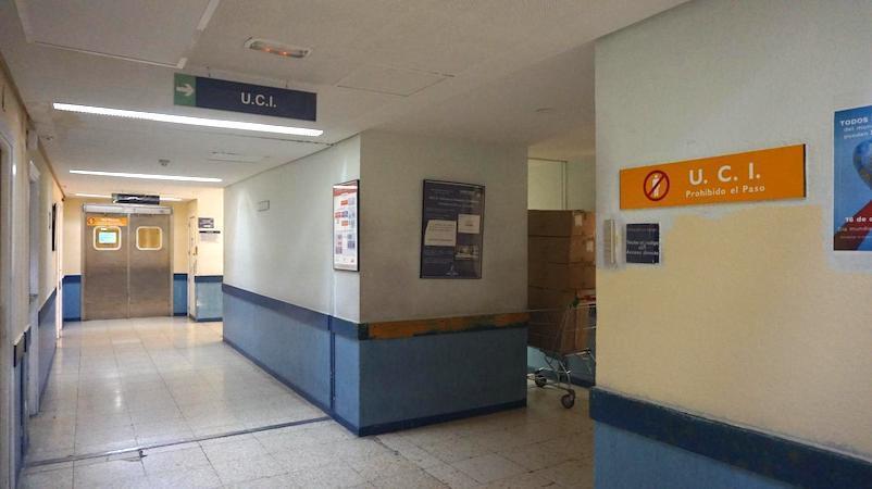 El Complejo Hospitalario de Toledo dispone de 40 camas más para pacientes críticos