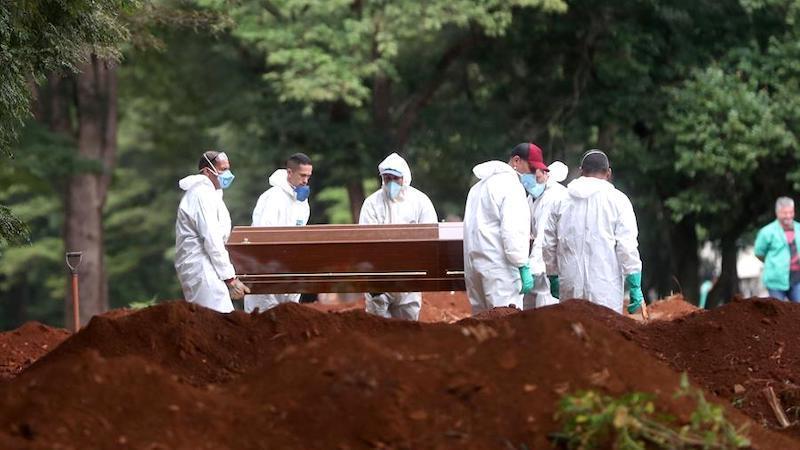La pandemia de coronavirus se aproxima ya a los 60.000 fallecidos en todo el mundo