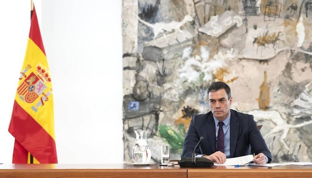 Sánchez pedirá al Congreso una nueva prórroga del estado de alarma hasta el 26 de abril
