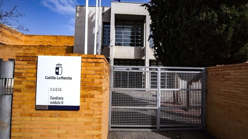 Mueren dos personas por coronavirus en el Centro de Atención Psicológica 'Guadiana II'
