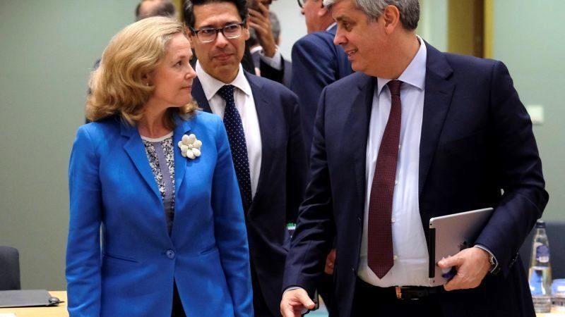 El Eurogrupo logra un acuerdo para movilizar medio billón de euros contra el coronavirus