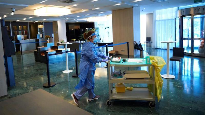 Una familia entera se infecta de coronavirus: 11 personas contagiadas y hospitalizadas
