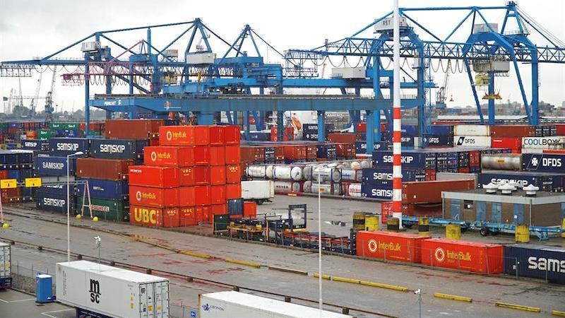 Las exportaciones de CLM caen un 7,5% entre enero y julio debido a la COVID-19