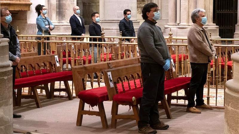 La Catedral de Cuenca acogerá en julio una misa en recuerdo de las víctimas de COVID