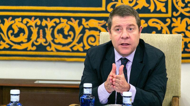 García-Page llama al PSOE a