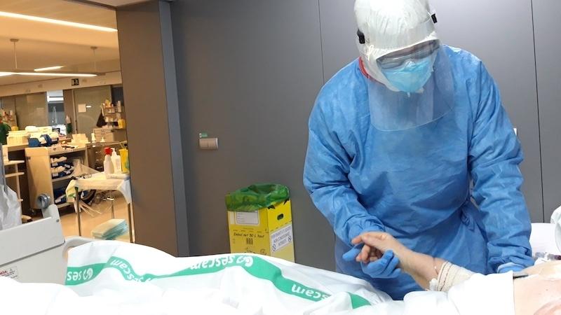 Castilla-La Mancha suma 5 fallecidos y 25 nuevos casos de coronavirus en 24 horas