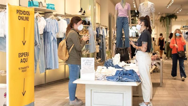 Las ventas del comercio minorista de CLM subieron en el mes de septiembre un 3,7%